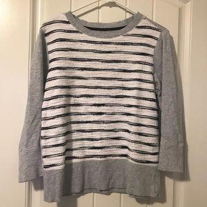 Striped Lou & Grey Sweatshirt