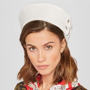 Prada Cotton Sailor Hat