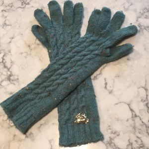 Betsy Johnson wool gloves