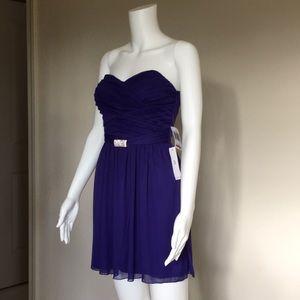 Dresses & Skirts - Regal Sweetheart Cocktail Dress