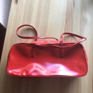 Guess Red Leather Purse