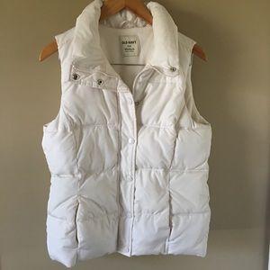 Old Navy Puffer Vest M