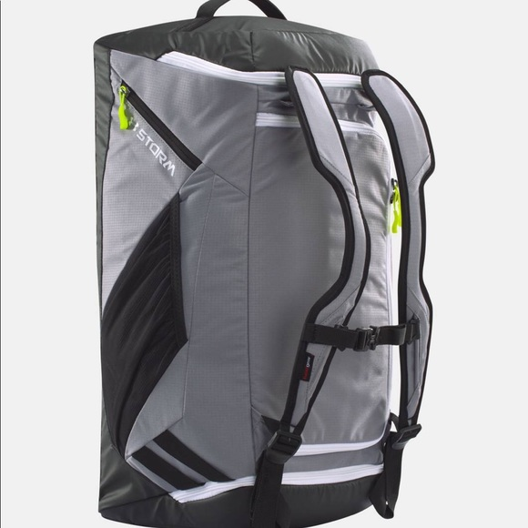 c3849e73c151 UA Storm Contain Backpack Duffle • Basketball Bag.  M 5a133901c284560dd20ebb1e