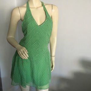 NWT 💚 Marc Jacobs silk dress