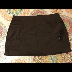 Womens Express Mini Skirt