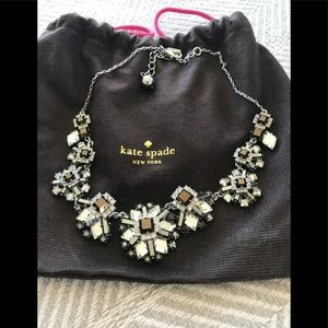Kate Spade Space Age Statement Necklace