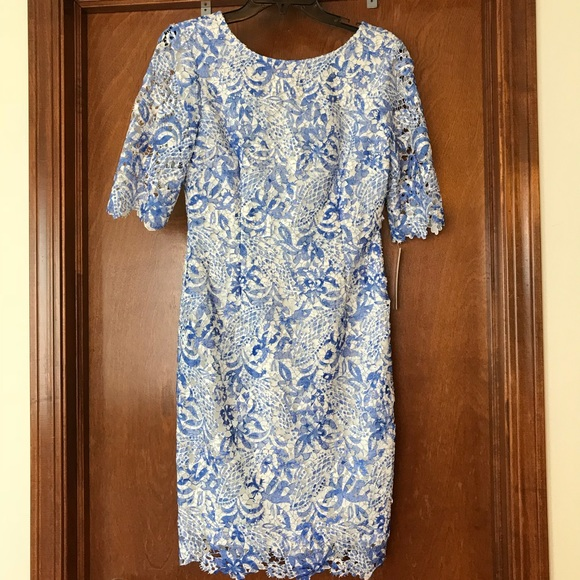 d867041b827 Antonio Melani Loele Lace Dress Size 2