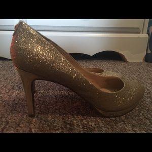 Liz Claiborne Saphia Glitter Heels