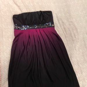 Short and formal Dress