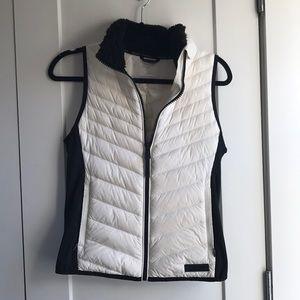 Calvin Klein down vest, NWOT.