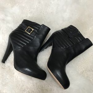 Anthropologie Matiko Leather Booties