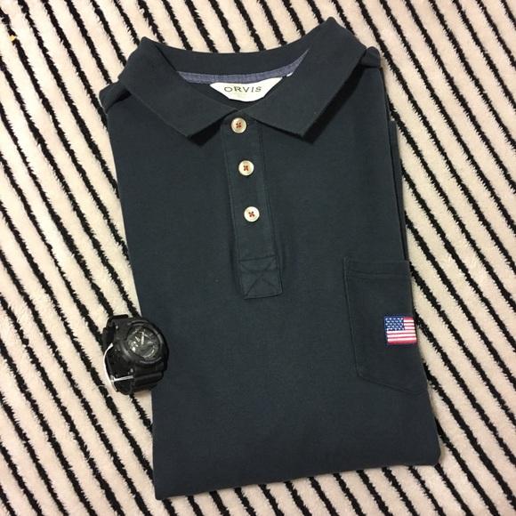 cdd40d0cf13 Orvis Shirts   Mens Polo Shirt   Poshmark