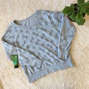Forever 21 Owl Print Sweatshirt