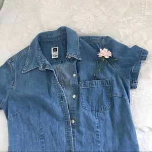GAP women Denim top🌸