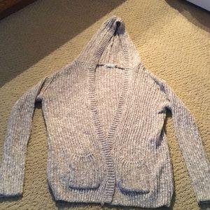 Garage cardigan sweater