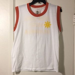 """Camp Collection """"See You Next Summer"""" tank top"""