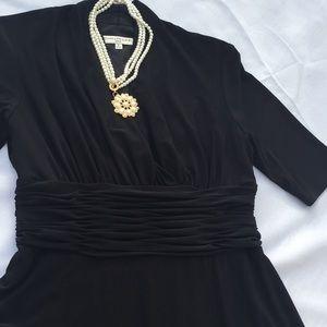 Gorgeous Black Dress by Evan  Picone