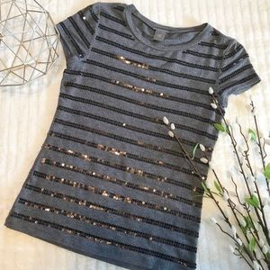 Ann Taylor Sequence Top