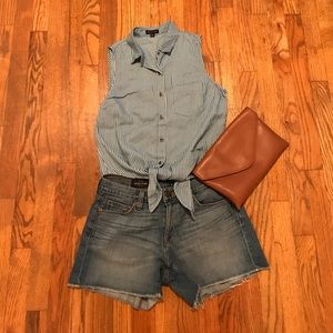 J. Crew Denim shorts