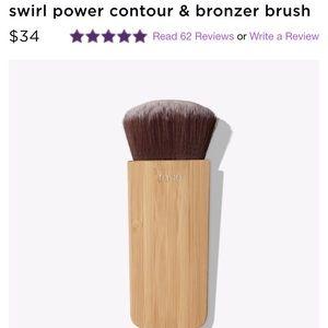 Tarte Swirl Power Contour & Bronzer Brush