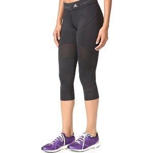 Adidas by Stella McCartney Run Clima 3/4 Leggings