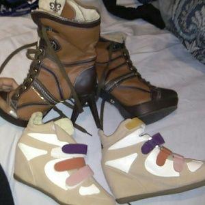 Brand nee heels