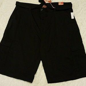 Other - Men's black shorts