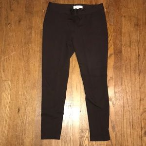 Vince Camuto brown leggings