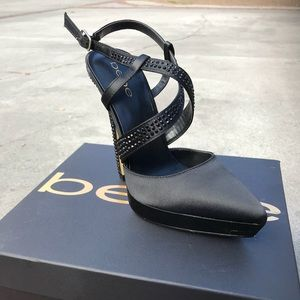 Brand new Bebe heel shoes