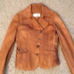 TASHA POLIZZI VINTAGE LEATHER RIDING JACKET, WOW!