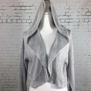 ForCynthia Open Knit Open Cardigan Size S
