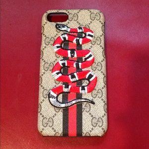 Gucci I phone 7-8 case