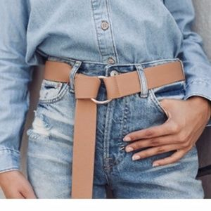NWT Brown Belt