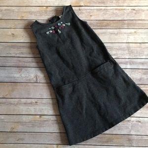 Carter's holiday dress - Size 6x - EUC