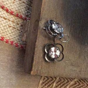 Silpada earrings ( Retired )