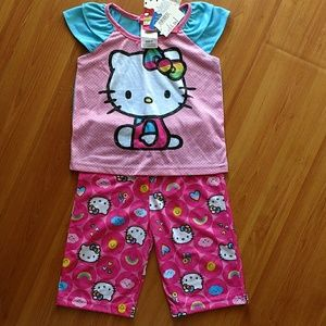 Other - New Hello kitty matching set