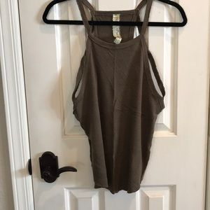 Free People cut out tank