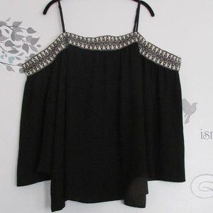 Beautiful Plus Size Maurices off shoulder blouse!