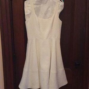 Alice Walk White dress.