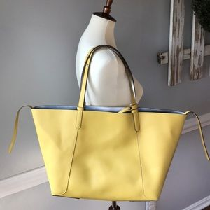 Zara Basic Collection Reversible Tote