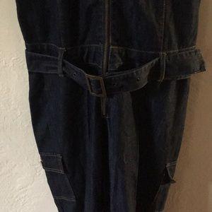 d9356b5b224d Von Dutch Jeans - RARE PLUS Von Dutch Denim Jumpsuit Size 18