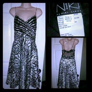 Niki by Niki Livas dress size 10
