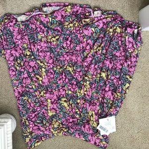 LuLaRoe Madison Skirt Never Worn