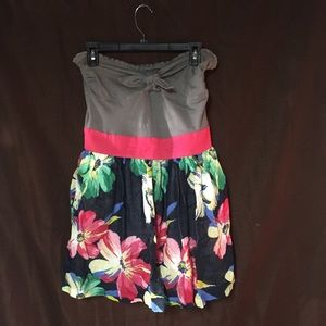 Large Abercrombie tube top dress
