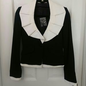 BCBG Max Azria women's blazer XXS NWOT