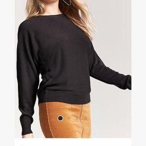 🆕 Dark Grey Classic Knit Sweater