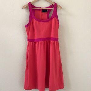 Cynthia Rowley Colorblock Dress sz L