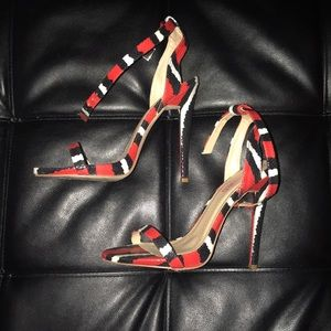 Verity Red Heels from Style Watch