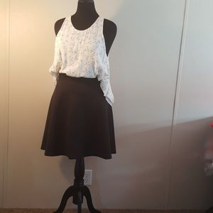 Worthington Black Skirt