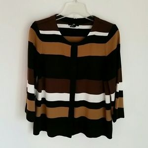 H&M Striped Sweater - RePosh